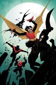 BATMAN AND ROBIN #10 | DC Comics
