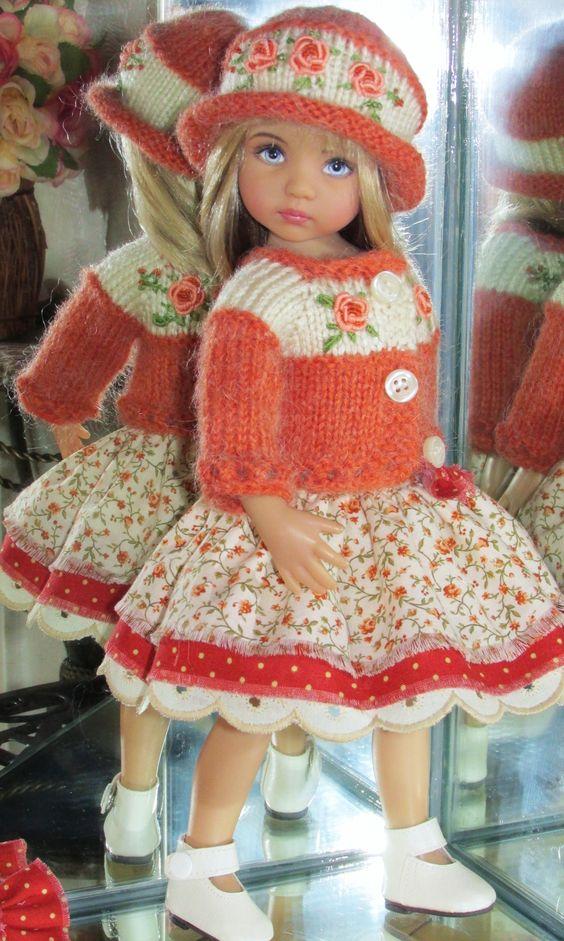EFFNER LITTLE DARLING DOLLS HANDMADE CLOTHES Handmade By Kalypso's Doll Boutique Ebay:Kalyinny: