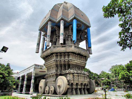 Destination Of The Week Valluvar Kottam Chennai Beautiful Popular And Posts