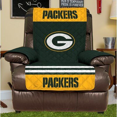 Nfl T Cushion Recliner Slipcover