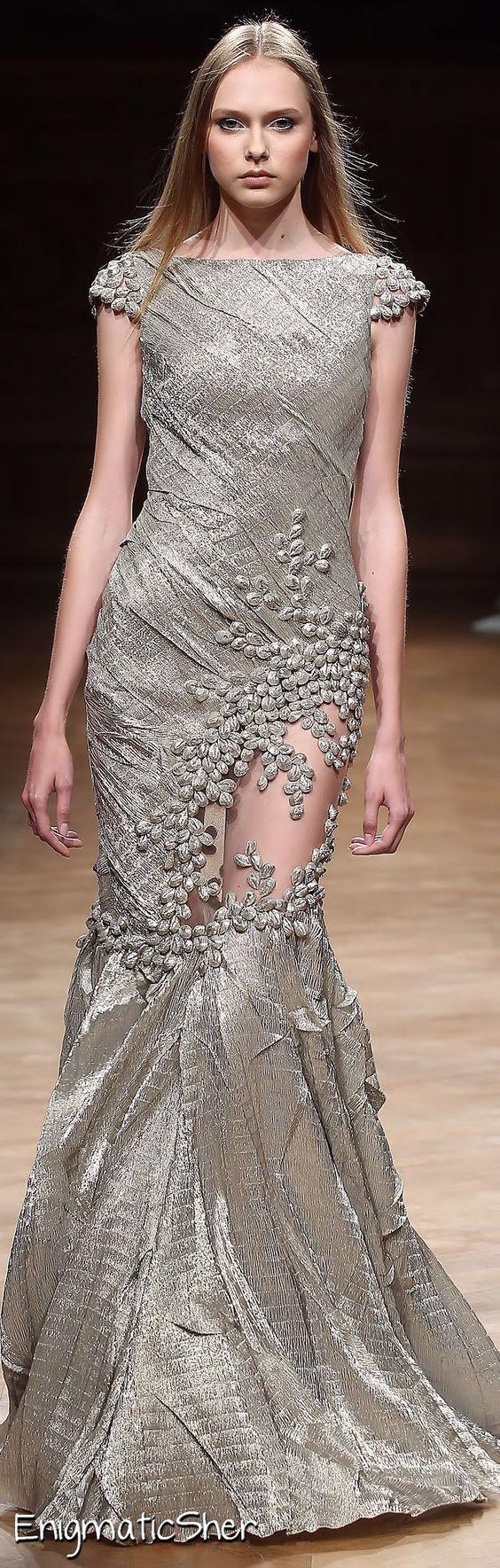 # Tony Ward Couture Fall-winter 2014-2015