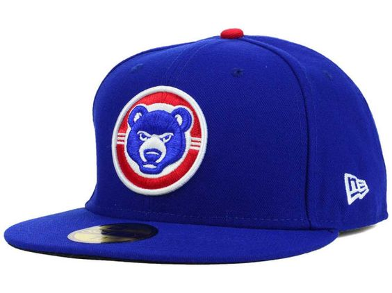South Bend Cubs New Era MiLB AC 59FIFTY Caps. This is some vibrant blue!