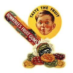 Don't forget the Fruit Gums Mum