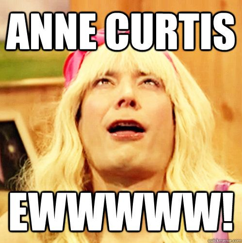 b3d070e33db71531d628431829e1c323 so funny hilarious anne curtis ewwwww! dang that's cute pinterest anne curtis