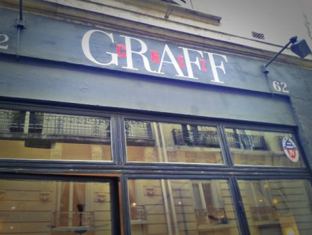 Chez Graff : l'art de réinventer des classiques Paris 7eme