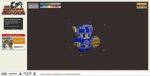 Trabajo 1 - referencia 3d pixel