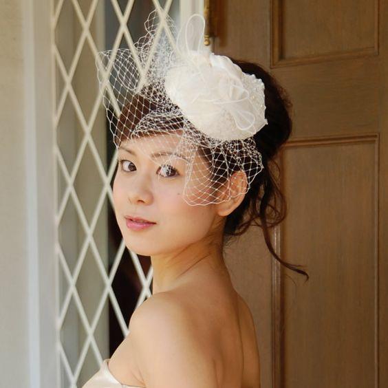【ヘッドドレス(髪飾り)】ル・シャポー