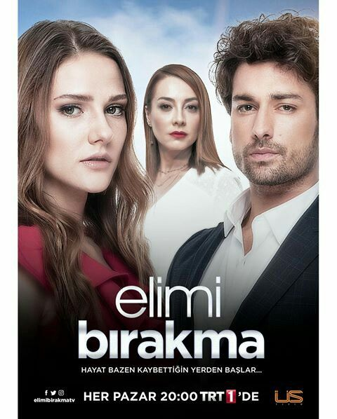Elimi birakma | Elimi Bırakma | Drama tv series, Turkish