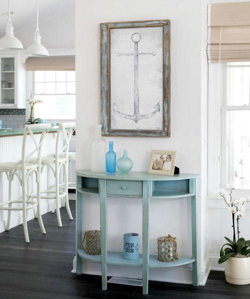 Nautical Home Decor Ideas With Reclaimed Wood Furnishings Rustic Accessories Modern Coastal Decor Home Decor Decor
