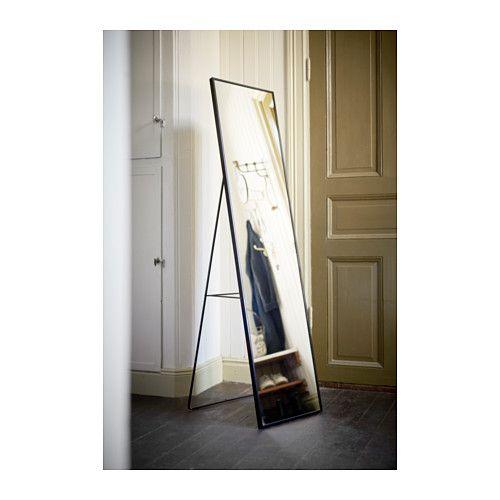 Floor mirrors hallways and floors on pinterest for Miroir karmsund