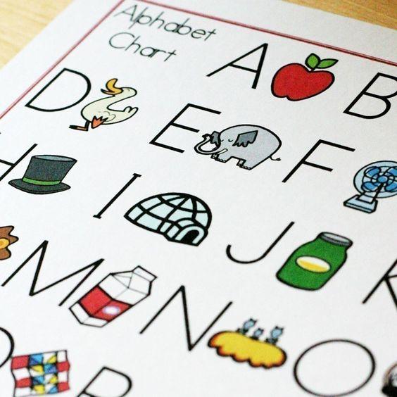 Printable Alphabet Games Set 1 Three Games by secondstorywindow
