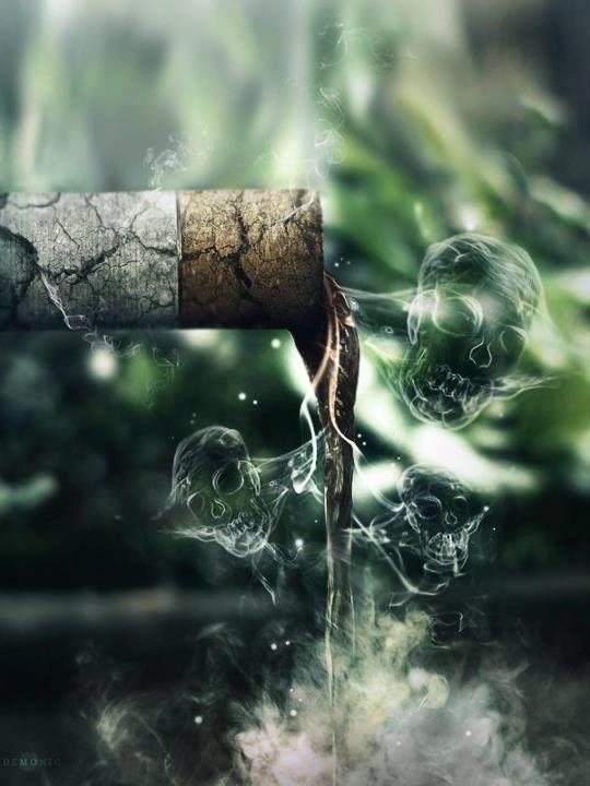 Cuide de seus resíduos; não os deixe contaminar nosso ambiente, e prejudicar nossas vidas... E se precisar, conte com nossa busca por locais para o descarte adequado em: www.ecycle.com.br/postos/reciclagem.php www.eCycle.com.br Sua pegada mais leve.