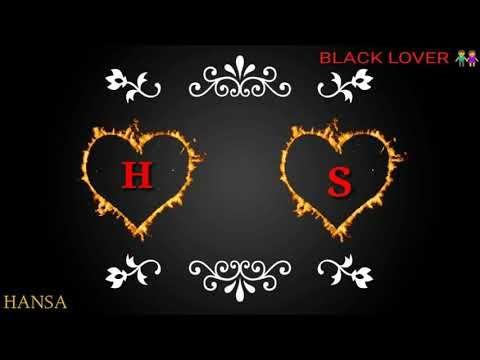 H S Love Status Youtube In 2021 Love Wallpapers Romantic Valentines Wallpaper Alphabet Wallpaper