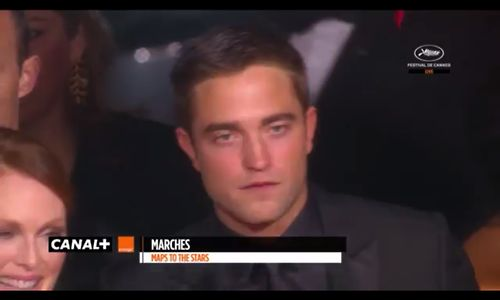 Robert Pattinson at the Maps to the Stars Premiere/Cannes 2014