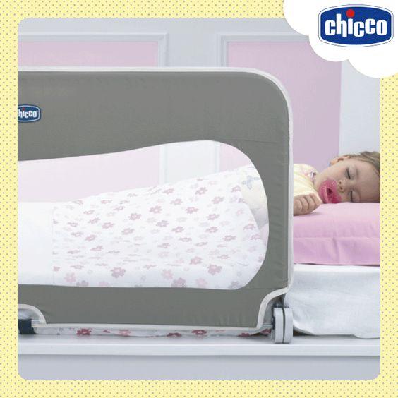 Segurança & Praticidade Para uma noite de sono mais tranquila, nossa grade para cama pode ser facilmente fixada debaixo do colchão e se adapta à maioria dos tipos de cama.  Por que escolhê-lo?  - Estrutura em metal e tecido.  - Bolso secreto para objetos.  - Pode ser reclinada para arrumar a cama ou proporcionar um maior conforto quando a criança estiver deitada.
