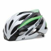 Giro Savant Rennrad Helm bright grün/silber 2012 - www.profirad.de