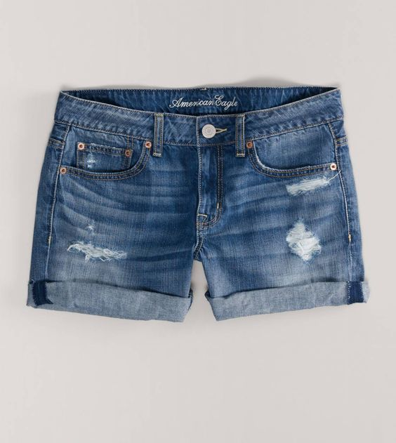 Pants (2): Pair of cute shorts - vacation, summer in the states ...