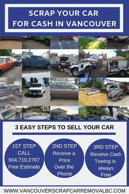 Cash For Cars Vancouver >> Scrap Your Car For Cash Richmond Vancouver Burnaby