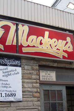 Bobby Mackey's 44 Licking Pike, Wilder, Kentucky 41071 USA (859) 431-5588