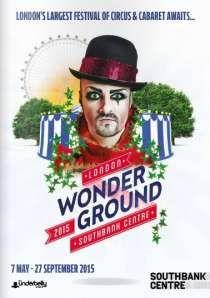 Home - London Wonderground