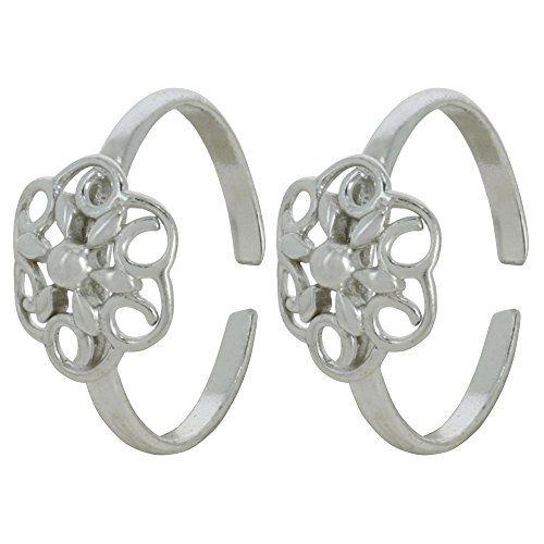 Toe indienne Anneaux Pair Sterling Silver Bijoux Cadeau mignon pour les femmes ShalinIndia http://www.amazon.fr/dp/B00XTZVW64/ref=cm_sw_r_pi_dp_skgVvb1N20YXN