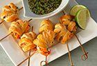 Campbell's Thai Shrimp Spirals Recipe