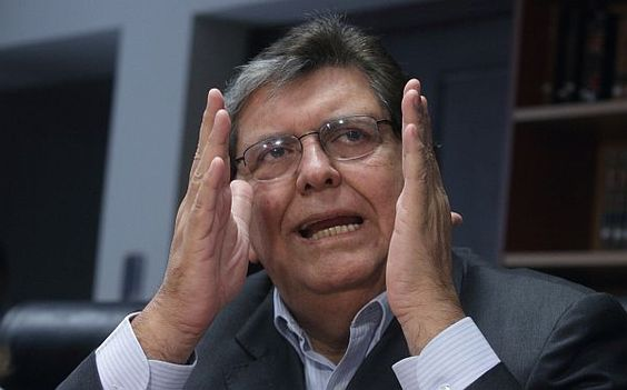 Fiscal�a orden� el levantamiento del secreto bancario de Alan Garc�a