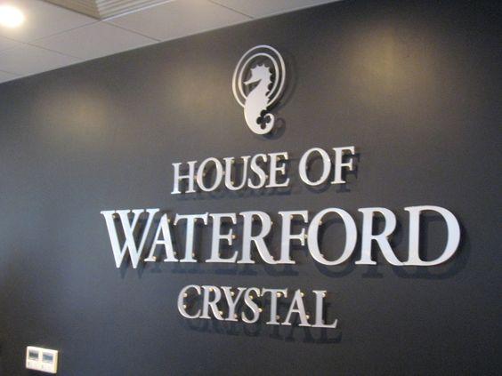 Waterford, Ireland. #WaterfordCrystal #monogramsvacation #StudyAbroad