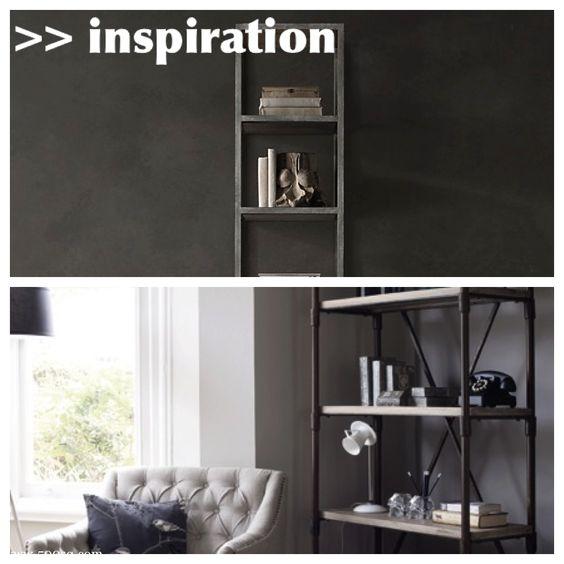 industrial shelving shelving and industrial on pinterest. Black Bedroom Furniture Sets. Home Design Ideas