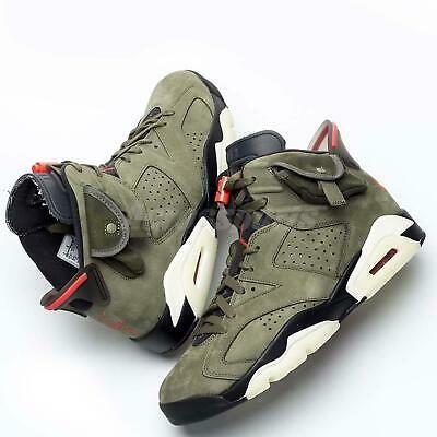 Nike Air Jordan 6 Retro SP VI AJ6 TS