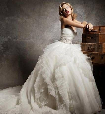 Vestidos de noiva 2013: a melhor seleção de fotos [Foto]
