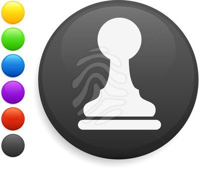 royalty-free-photos-pawn-chess-piece-icon-on-round-internet-button-45625125.jpg (400×347)