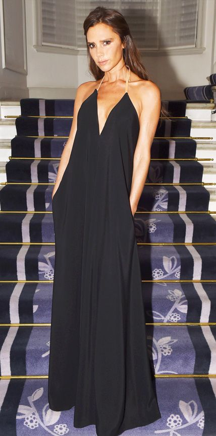 Look of the Day - November 5, 2014 - Victoria Beckham in Victoria Beckham from #InStyle