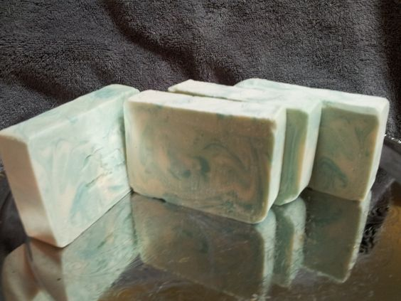 Cool Breeze Cold Process Soap by WhippedUpp on Etsy