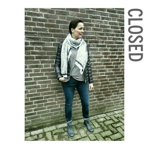 CLOSED | FASHION | BLUE | RUYS