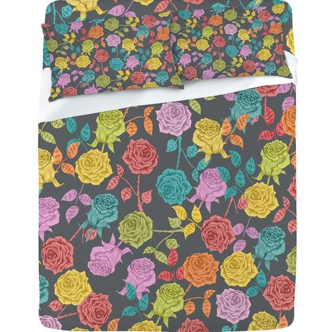 "Bianca Green ""Roses"" Sheet Set"
