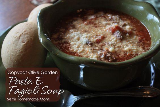 pasta fagioli soup recipe soup recipes best soup recipes pasta ...