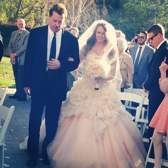 Real Housewives of Kleinfeld  Blush Wedding and Mark zunino