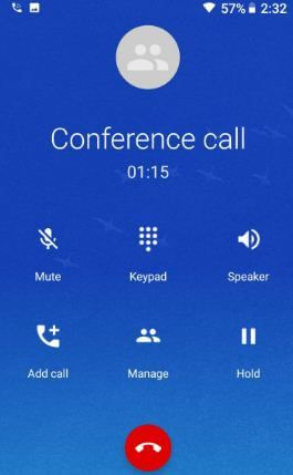 How to set up a conference call on iphone 8