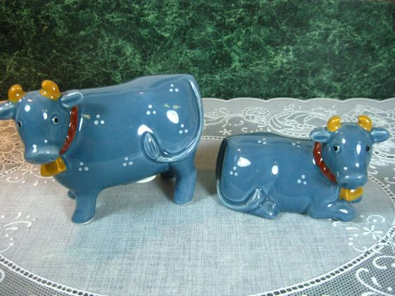 Vintage Salt and Pepper Shakers Otagiri by SallysVintageKitchen, $29.00