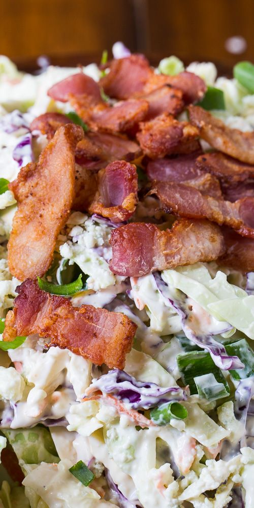 explore these ideas and more blue cheese coleslaw bacon blue cheese