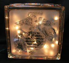 Alternative to a candle for the crucible marines for Glass block alternatives