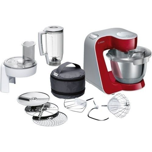 Bosch MUM58L20 Küchenmaschine CreationLine, 1000 W, 3,9 L - bosch mum4655eu küchenmaschine