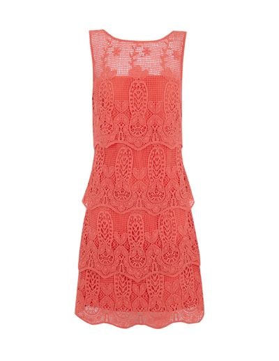 Producto: vestido guipur