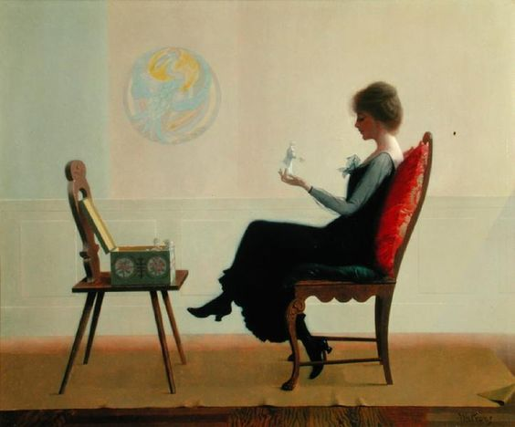Harry Wilson Watrous, The Suitors