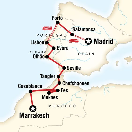 How To Get From Lisbon To Algarve By Train