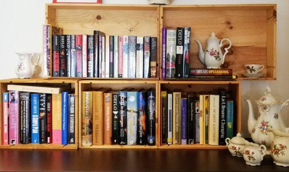 Boekenruilkast De tafel van Elise