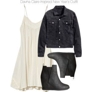 The Originals - Davina Claire Inspired New Year's Outfit