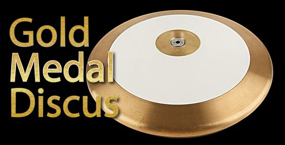 Mac Wilkins' Gold Medal Discus by MacWilkins | CoachTube