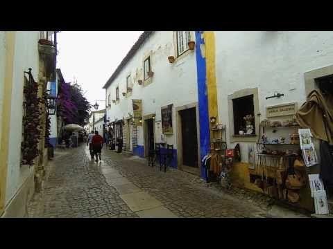 Medieval Vila de Óbidos! | 1001 TopVideos
